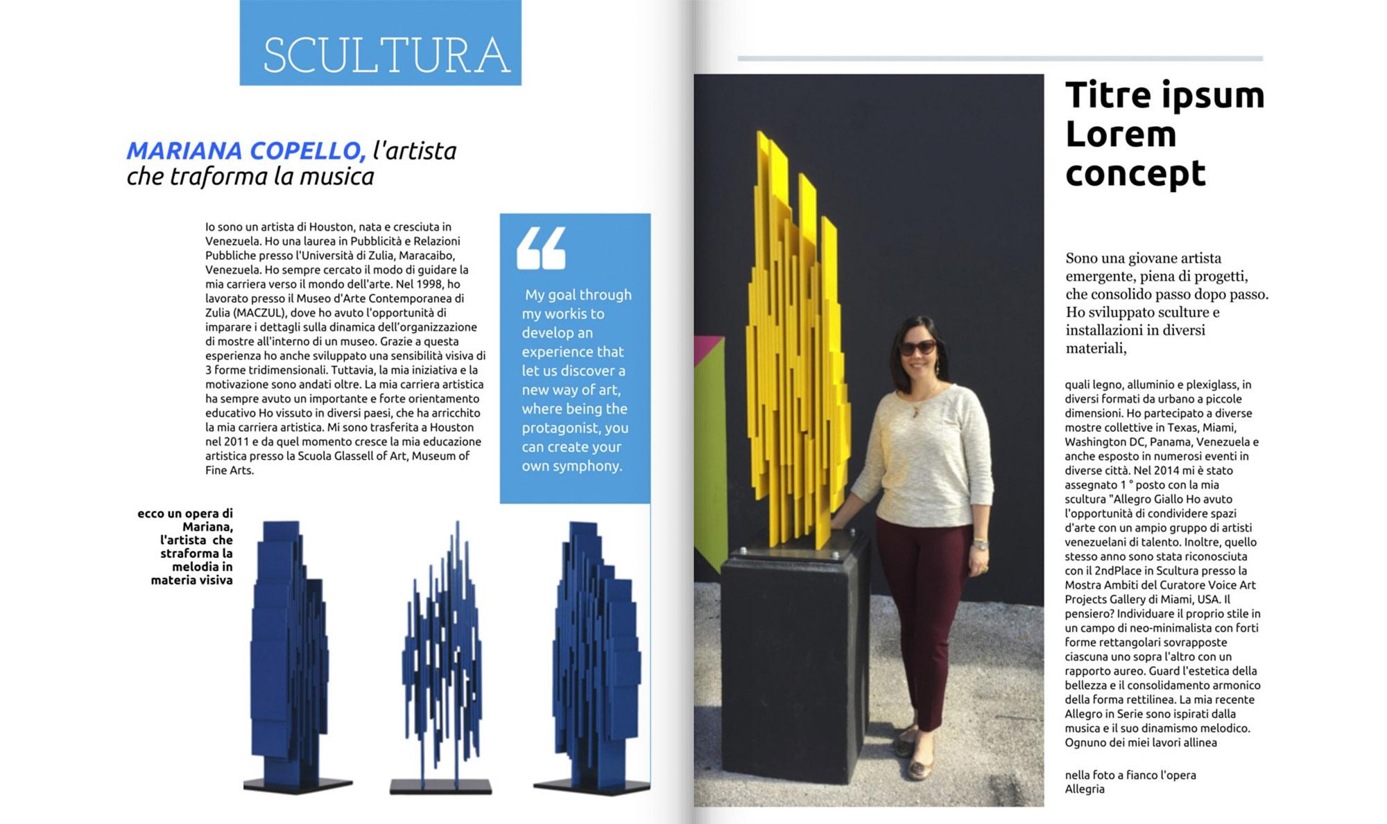 Arte Online Magazine